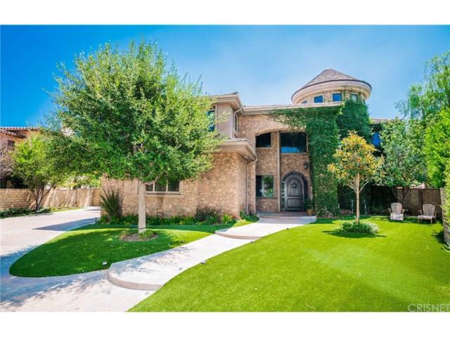 25382 Twin Oaks Place, Valencia, CA 91381 (#SR18205499) :: Desti & Michele of RE/MAX Gold Coast