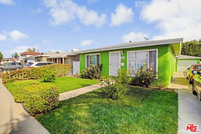 5141 W 134TH Street, Hawthorne, CA 90250 (#18380128) :: Fred Howard Real Estate Team