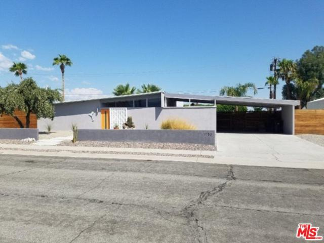 1150 E Adobe Way, Palm Springs, CA 92262 (#18379440) :: Lydia Gable Realty Group
