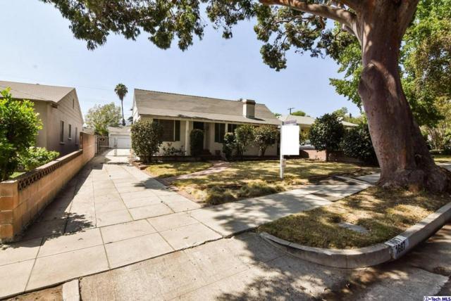 1667 Kenilworth Avenue, Pasadena, CA 91103 (#318003467) :: Lydia Gable Realty Group