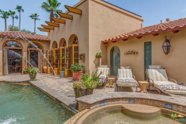 415 S Cahuilla Road, Palm Springs, CA 92262 (#18378042PS) :: Desti & Michele of RE/MAX Gold Coast