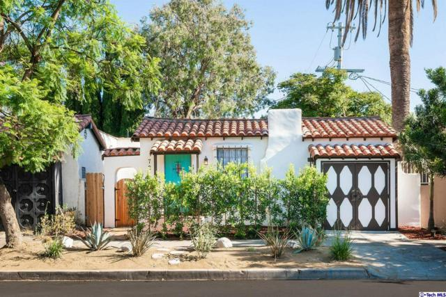 7212 Willoughby Avenue, Los Angeles (City), CA 90046 (#318003520) :: Lydia Gable Realty Group