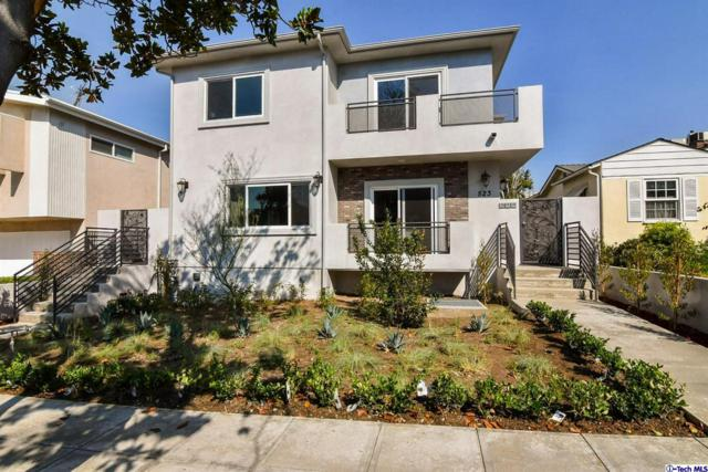 523 E Cedar Avenue #101, Burbank, CA 91501 (#318003528) :: Golden Palm Properties