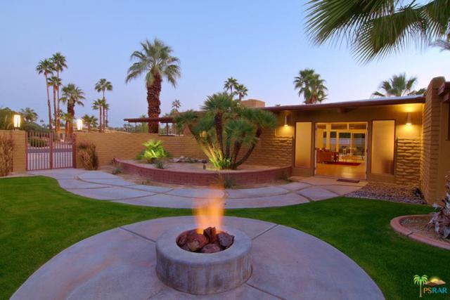 2291 E Terry Lane, Palm Springs, CA 92262 (#18381124PS) :: Fred Howard Real Estate Team