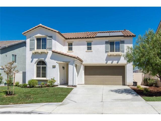 17351 Dove Willow Street, Canyon Country, CA 91387 (#SR18213878) :: Carie Heber Realty Group