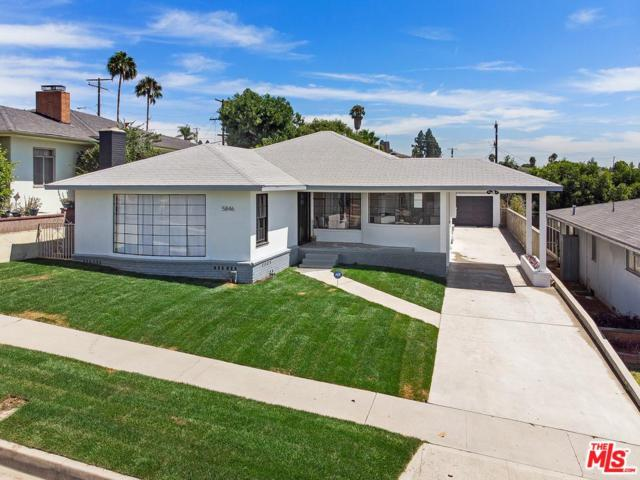 5846 S Orlando Avenue, Los Angeles (City), CA 90056 (#18380668) :: Fred Howard Real Estate Team