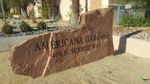 400 N Sunrise Way #138, Palm Springs, CA 92262 (#18381442PS) :: Lydia Gable Realty Group