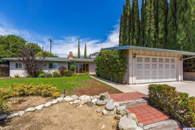 1009 Cynthia Avenue, Pasadena, CA 91107 (#318003557) :: Golden Palm Properties