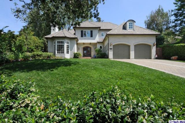 1929 Lyans Drive, La Canada Flintridge, CA 91011 (#318003544) :: Desti & Michele of RE/MAX Gold Coast