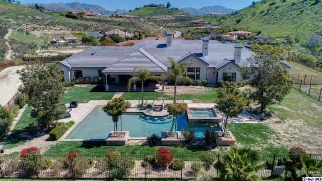 10805 W Stallion Ranch Road, Sunland, CA 91040 (#318003585) :: Lydia Gable Realty Group