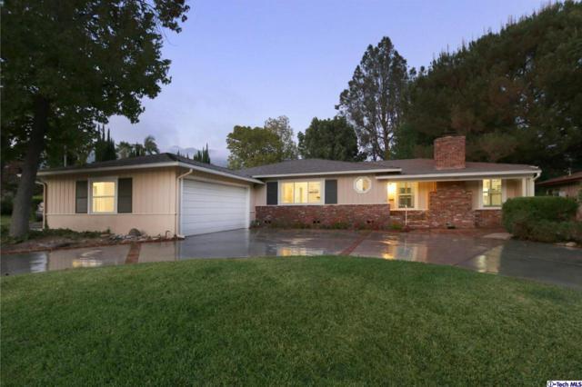 826 Eaton Drive, Pasadena, CA 91107 (#318003584) :: Golden Palm Properties