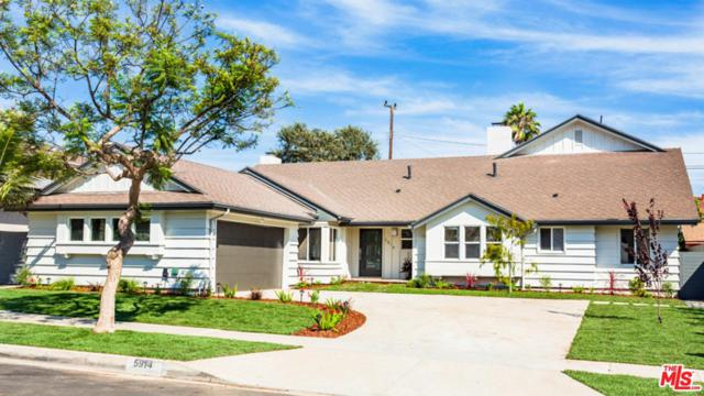5914 S Holt Avenue, Los Angeles (City), CA 90056 (#18381912) :: Fred Howard Real Estate Team