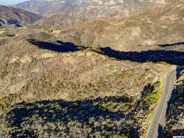 0 Little Sycamore Canyon, Malibu, CA 90265 (#318003598) :: Lydia Gable Realty Group