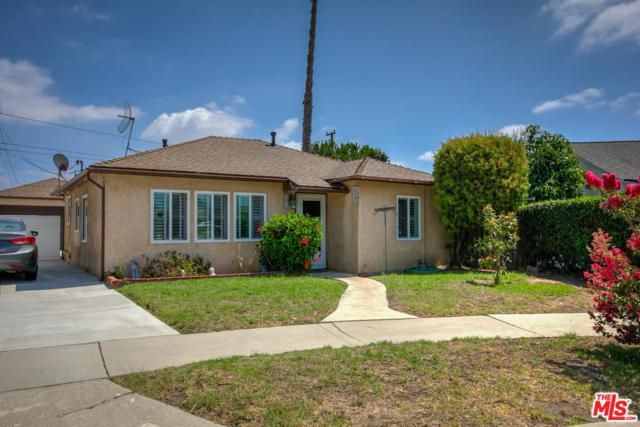 1012 W 209TH Street, Torrance, CA 90502 (#18382248) :: Fred Howard Real Estate Team