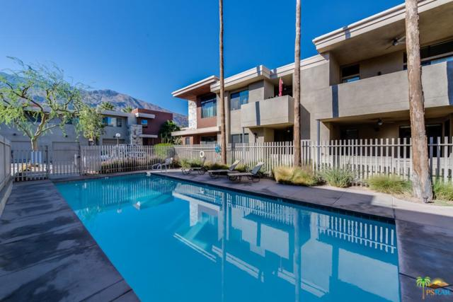 1010 E Palm Canyon Drive #102, Palm Springs, CA 92264 (#18384174PS) :: Lydia Gable Realty Group