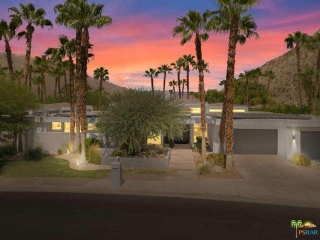 1500 Avenida Sevilla, Palm Springs, CA 92264 (#18383690PS) :: Paris and Connor MacIvor