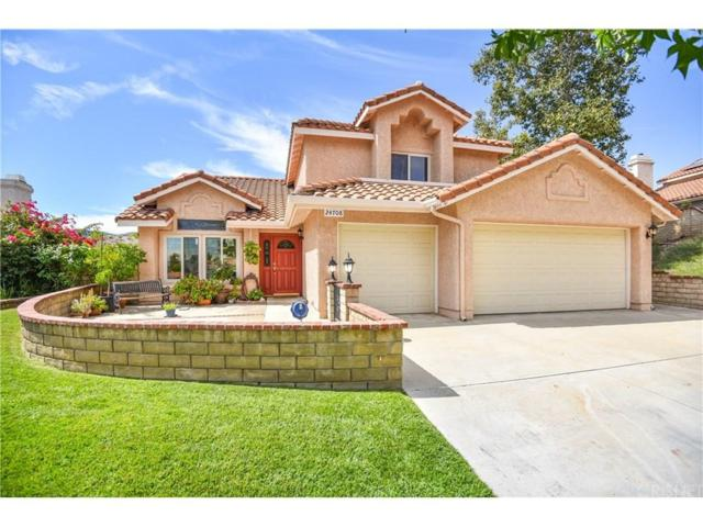24708 Sagecrest Circle, Stevenson Ranch, CA 91381 (#SR18220801) :: Carie Heber Realty Group