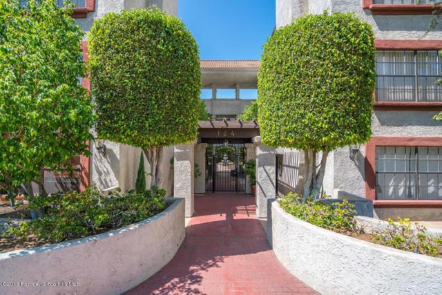 124 Monterey Road #208, South Pasadena, CA 91030 (#818004489) :: TruLine Realty