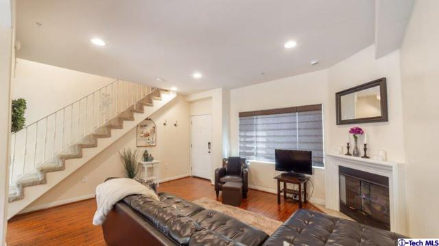 6064 Hazelhurst Place #5, North Hollywood, CA 91606 (#318003682) :: Lydia Gable Realty Group