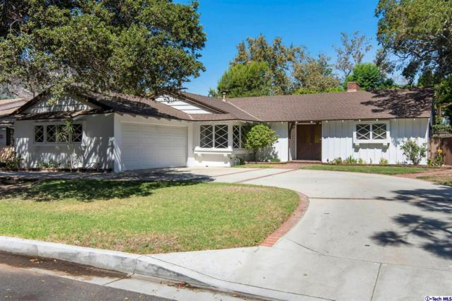 1717 Capistrano Circle, Glendale, CA 91208 (#318003690) :: Lydia Gable Realty Group
