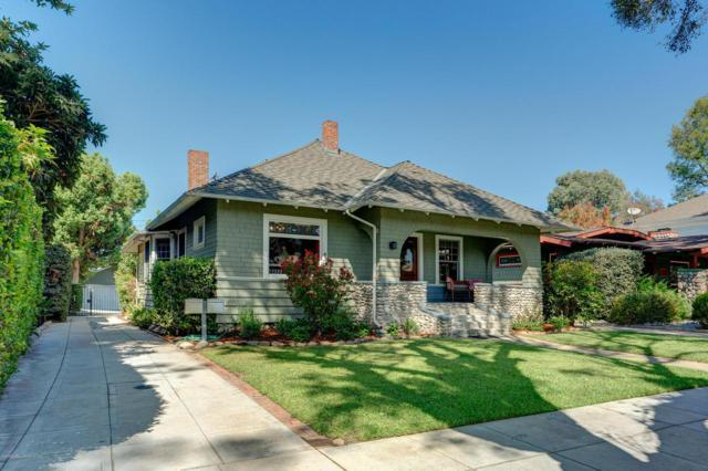 621 Meridian Avenue, South Pasadena, CA 91030 (#818004513) :: TruLine Realty