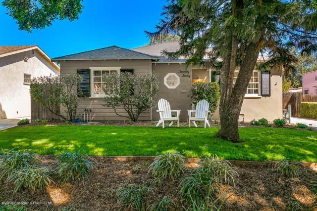 2060 Primrose Avenue, South Pasadena, CA 91030 (#818004519) :: TruLine Realty