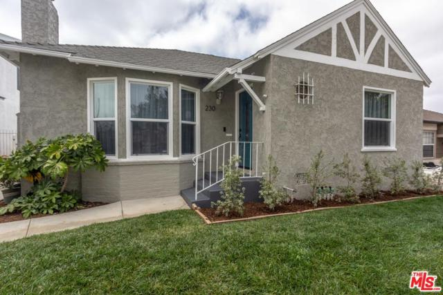 230 W 64TH Street, Inglewood, CA 90302 (#18384788) :: Fred Howard Real Estate Team