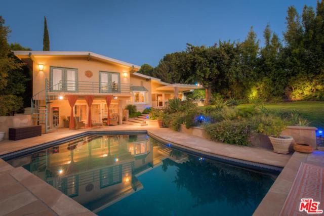 19825 Greenbriar Drive, Tarzana, CA 91356 (#18385060) :: Lydia Gable Realty Group
