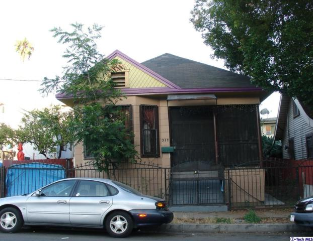 312 N Mountain View Avenue, Los Angeles (City), CA 90026 (#318003741) :: TruLine Realty