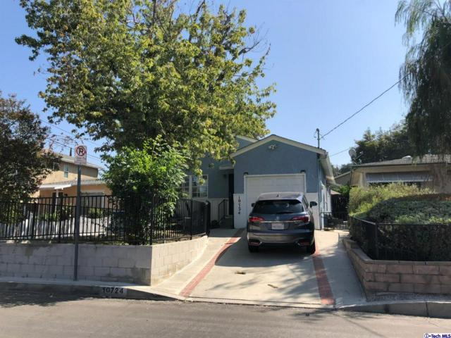 10724 Mather Avenue, Sunland, CA 91040 (#318003687) :: Lydia Gable Realty Group