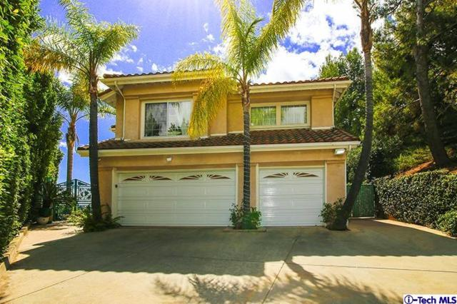 1956 Ashington Drive, Glendale, CA 91206 (#318003743) :: Lydia Gable Realty Group