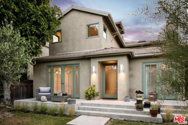 909 Dickson Street, Marina Del Rey, CA 90292 (#18385858) :: Golden Palm Properties