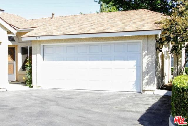 28405 N Seco Canyon Road #137, Saugus, CA 91390 (#18386196) :: Carie Heber Realty Group
