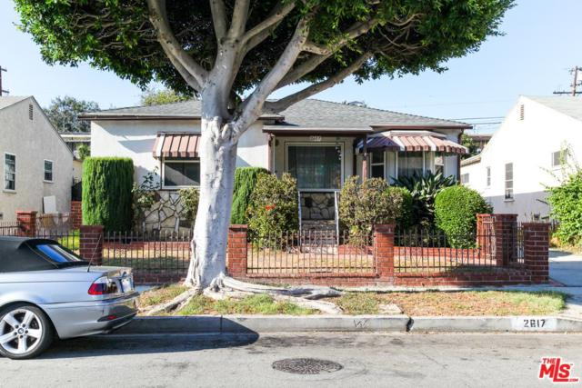 2617 W 101ST Street, Inglewood, CA 90303 (#18385670) :: Fred Howard Real Estate Team