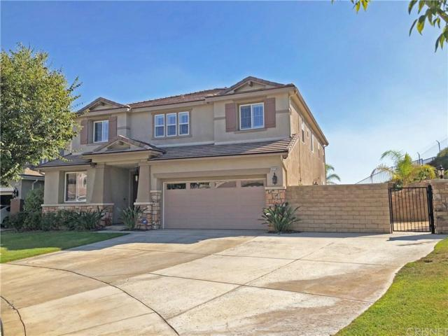 22238 Evening Star Court, Saugus, CA 91390 (#SR18224625) :: Carie Heber Realty Group