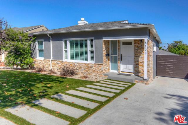 8108 Holy Cross Place, Westchester, CA 90045 (#18384562) :: Fred Howard Real Estate Team