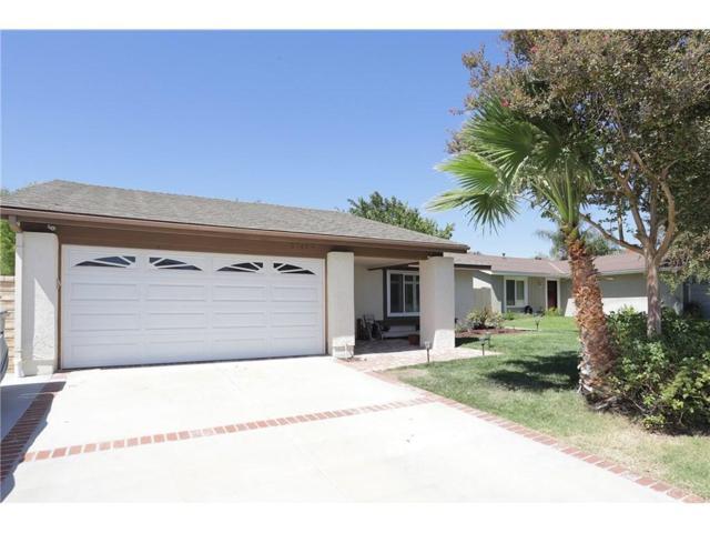 27449 Cherry Creek Drive, Valencia, CA 91354 (#SR18224866) :: Paris and Connor MacIvor