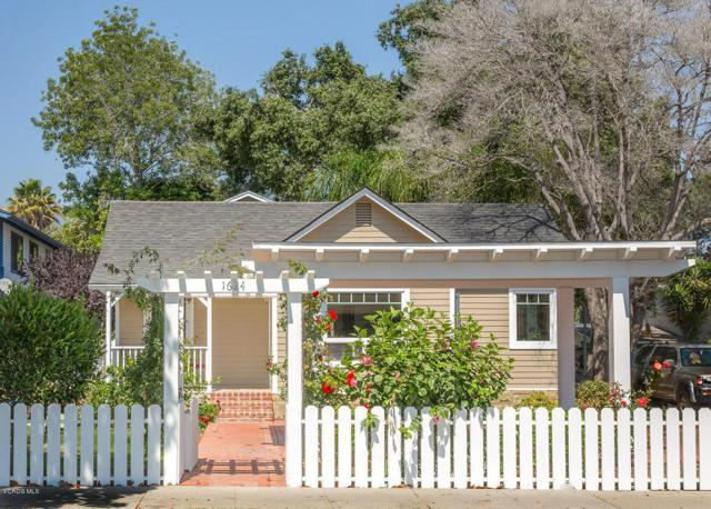 1624 San Andres Street, Santa Barbara, CA 93101 (#218011719) :: Desti & Michele of RE/MAX Gold Coast