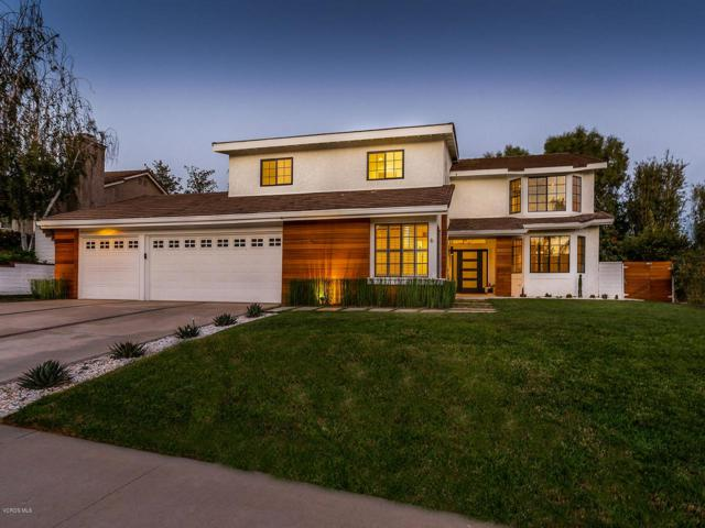5760 Ridgebrook Drive, Agoura Hills, CA 91301 (#218011740) :: Lydia Gable Realty Group
