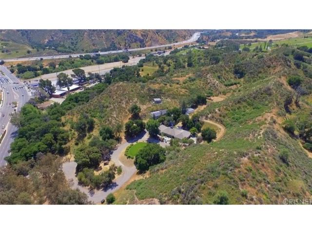 23469 Newhall Avenue, Newhall, CA 91321 (#SR18226593) :: Carie Heber Realty Group
