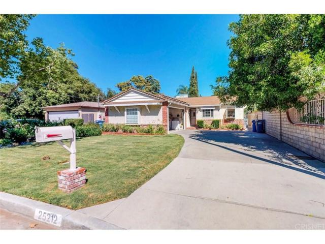 25212 Vermont Drive, Newhall, CA 91321 (#SR18226675) :: Carie Heber Realty Group