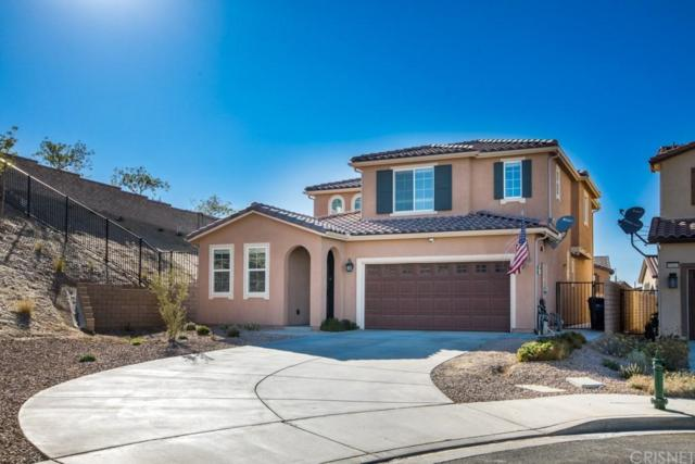 37421 Woodsia Court, Palmdale, CA 93551 (#SR18226730) :: Fred Howard Real Estate Team