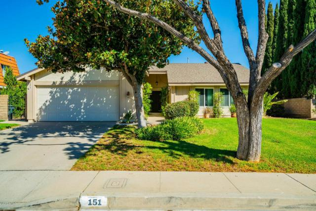 151 Mesa Avenue, Newbury Park, CA 91320 (#218011776) :: Lydia Gable Realty Group