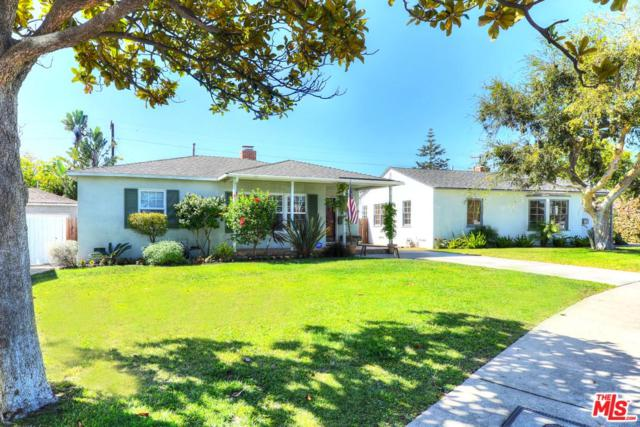 6936 W 84TH Place, Los Angeles (City), CA 90045 (#18386900) :: Fred Howard Real Estate Team