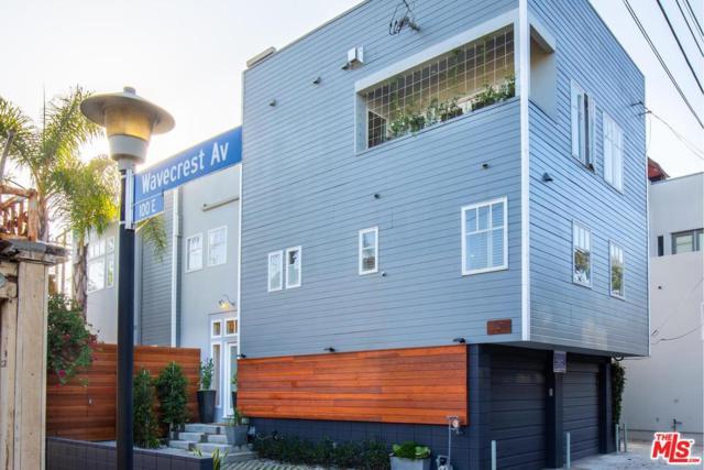 101 Wavecrest Avenue, Venice, CA 90291 (#18384764) :: The Fineman Suarez Team