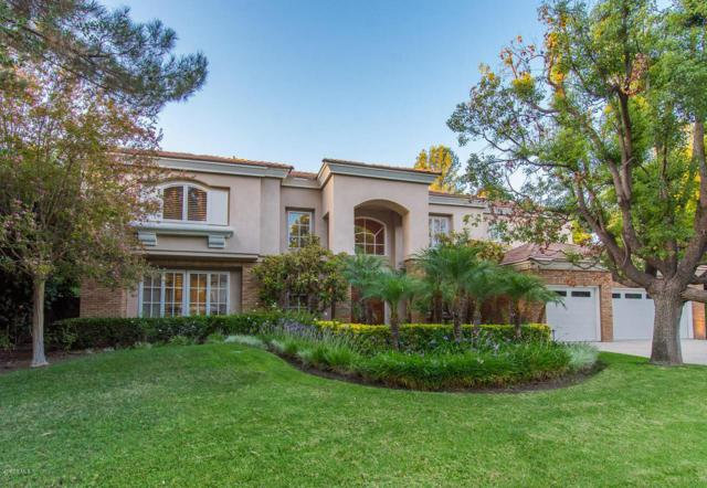 31857 Saddletree Drive, Westlake Village, CA 91361 (#218011808) :: Desti & Michele of RE/MAX Gold Coast