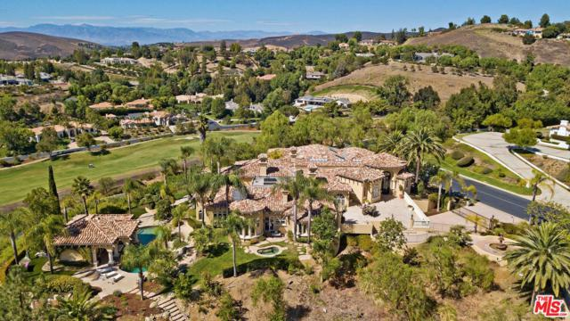 1090 Vista Ridge Lane, Westlake Village, CA 91362 (#18376958) :: Desti & Michele of RE/MAX Gold Coast