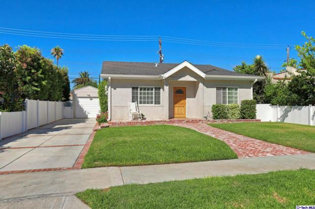 1431 N Avon Street, Burbank, CA 91505 (#318003795) :: Golden Palm Properties