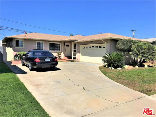 13331 S Saint Andrews Place, Gardena, CA 90249 (#18387490) :: Fred Howard Real Estate Team