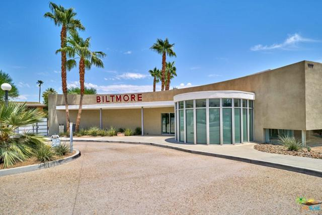 810 E Palm Canyon Drive #102, Palm Springs, CA 92264 (#18386944PS) :: Golden Palm Properties
